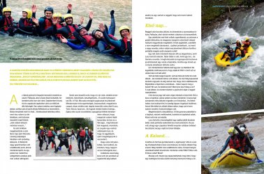 Rafting over cikk
