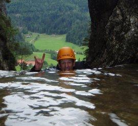 Canyoning Ausztria
