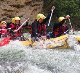 Rafting Salza, Ausztria Palfau